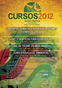 Curs educació ambiental 2012